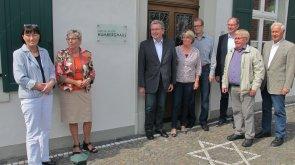 Landtagspräsidentin besucht das Humberghaus